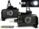 TOYOTA LAND CRUISER FJ200 07- BLACK SMOKE LED