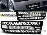 VW GOLF 4 FRAME Halogen LED DIODAMI 09,97-09,03 BLACK