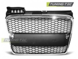Maska AUDI A4 (B7) RS-TYPE 11.04-03.08 CHROME