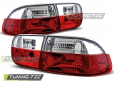 HONDA CIVIC 09.91-08.95 2D/4D RED WHITE
