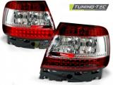 AUDI A4 B5 11.94-09.00 RED WHITE LED