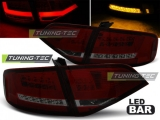 AUDI A4 B8 08-11 SEDAN RED SMOKE LED