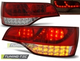 AUDI Q7 06-09 RED WHITE LED