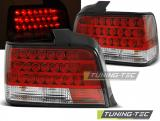 BMW E36 12.90-08.99 SEDAN RED WHITE LED