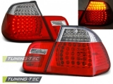 BMW E46 05.98-08.01 RED WHITE LED
