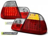 BMW E46 09.01-03.05 SEDAN RED WHITE LED