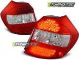 BMW E87/E81 04-08.07 RED WHITE LED