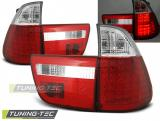 BMW X5 E53 09.99-06 RED WHITE LED