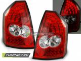 CHRYSLER 300C 05-10 RED WHITE LED