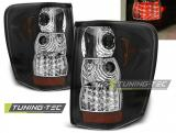 CHRYSLER JEEP GRAND CHEROKEE 99-05.05 BLACK LED
