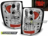 CHRYSLER JEEP GRAND CHEROKEE 99-05.05 CHROME LED