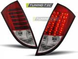 FORD FOCUS 1 HB 98-04 RED WHITE LED