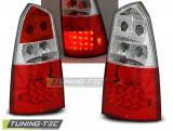 FORD FOCUS MK1 10.98-10.04 KOMBI RED WHITE LED