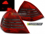 MERCEDES C-KLASA W203 SEDAN 00-04 RED SMOKE LED