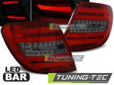MERCEDES C-KLASA W204 KOMBI 07-10 RED SMOKE LED BAR