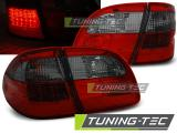 MERCEDES W211 WAGON E-KLASA 02-06 RED SMOKE LED