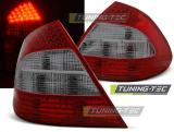 MERCEDES W211 E-KLASA 03.02-04.06 RED SMOKE LED