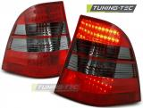 MERCEDES W163 ML M-KLASA 03.98-05 RED SMOKE LED