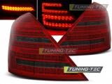 MERCEDES W221 S-KLASA 05-09 RED SMOKE LED