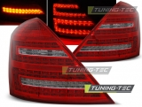 MERCEDES W221 S-KLASA 05-09 RED WHITE LED