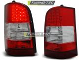 MERCEDES VITO V-KLASA W638 96-03 RED WHITE LED