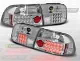HONDA CIVIC 09.91-08.95 2D/4D CHROME LED