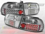 HONDA CIVIC 09.91-08.95 3D CHROME LED