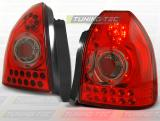 HONDA CIVIC 09.95-02.01 3D RED WHITE LED