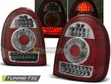 OPEL CORSA B 3D 02.93-10.00 RED WHITE LED