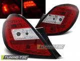 OPEL CORSA D 5D 04.06- RED WHITE LED