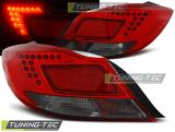 OPEL INSIGNIA 08-12 4D/HB RED SMOKE LED