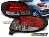PEUGEOT 206 10.98- RED WHITE LED