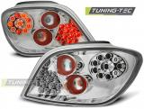 PEUGEOT 307 04.01-07 CHROME LED