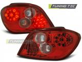 PEUGEOT 307 04.01-07 RED WHITE LED