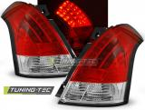SUZUKI SWIFT 05.05-10 RED WHITE LED