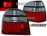 VW GOLF 3 09.91-08.97 RED SMOKE LED