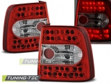 VW PASSAT B5 11.96-08.00 SEDAN RED WHITE LED