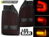 VW T5 04.10- RED SMOKE LED BAR