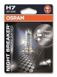 Žárovka H7 Osram Night Breaker Unlimited +110%