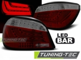 BMW E60 07.03-02.07-12.09 RED SMOKE LED BAR
