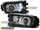 Halogen.světla BMW E39 09.95-06.03 Z3 96-02 BLACK LED