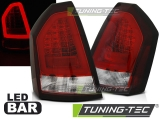 CHRYSLER 300C 05-08 RED WHITE LED BAR