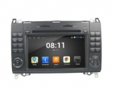 "Autorádio pro Mercedes s 7"" LCD, GPS, DVD, bluetooth, WI-FI, Android 4.4.4"