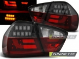 Světla zadní BMW E90 03.05-08.08 RED WHITE BLACK LED BAR