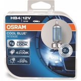 ŽÁROVKY HB4 9006 OSRAM COOL BLUE INTENSE (DUO BOX 2 KS)