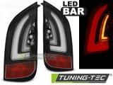 Zadní světla LED VW UP! 3.11- / SKODA CITIGO 12.11- BLACK LED BAR