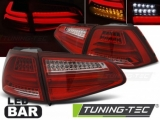 Světla zadní VW GOLF 7 13- RED WHITE LED BAR