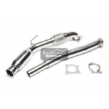 TA Technix downpipe VW Eos (1F) / Golf 5 (1K) / Golf 6 (5K) s katalyzátorem