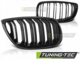 Maska BMW E92/E93 07-10 C/C GLOSSY BLACK DOUBLE BAR M-LOOK