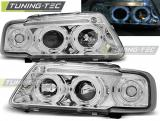Audi A3 8L 08.96-08.00 Angel Eyes Chrome